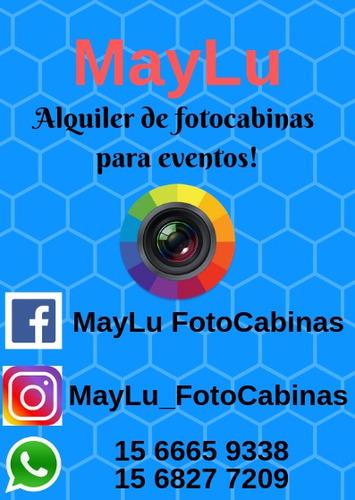 maylu alquiler de fotocabinas cabina de fotos cabina fotogra