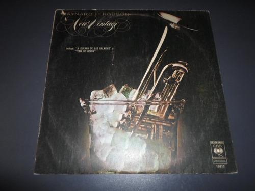maynard ferguson - new vintage * disco de vinilo