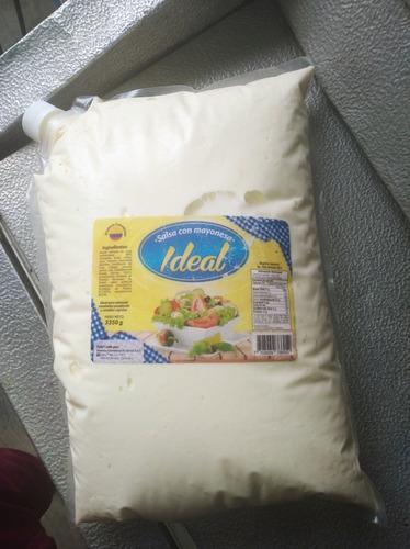mayonesa ideal 3350gm