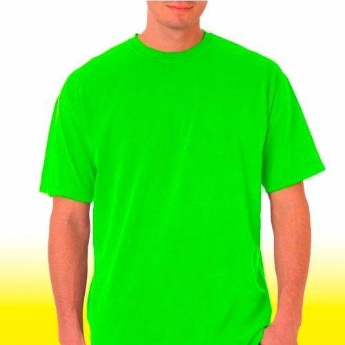Mayoreo 10 Playeras Verde Limon Para Estampar O Bordar -   794.40 en ... cdec539b09e76