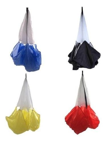 mayoreo 15 piezas - paracaídas para entrenamiento correr