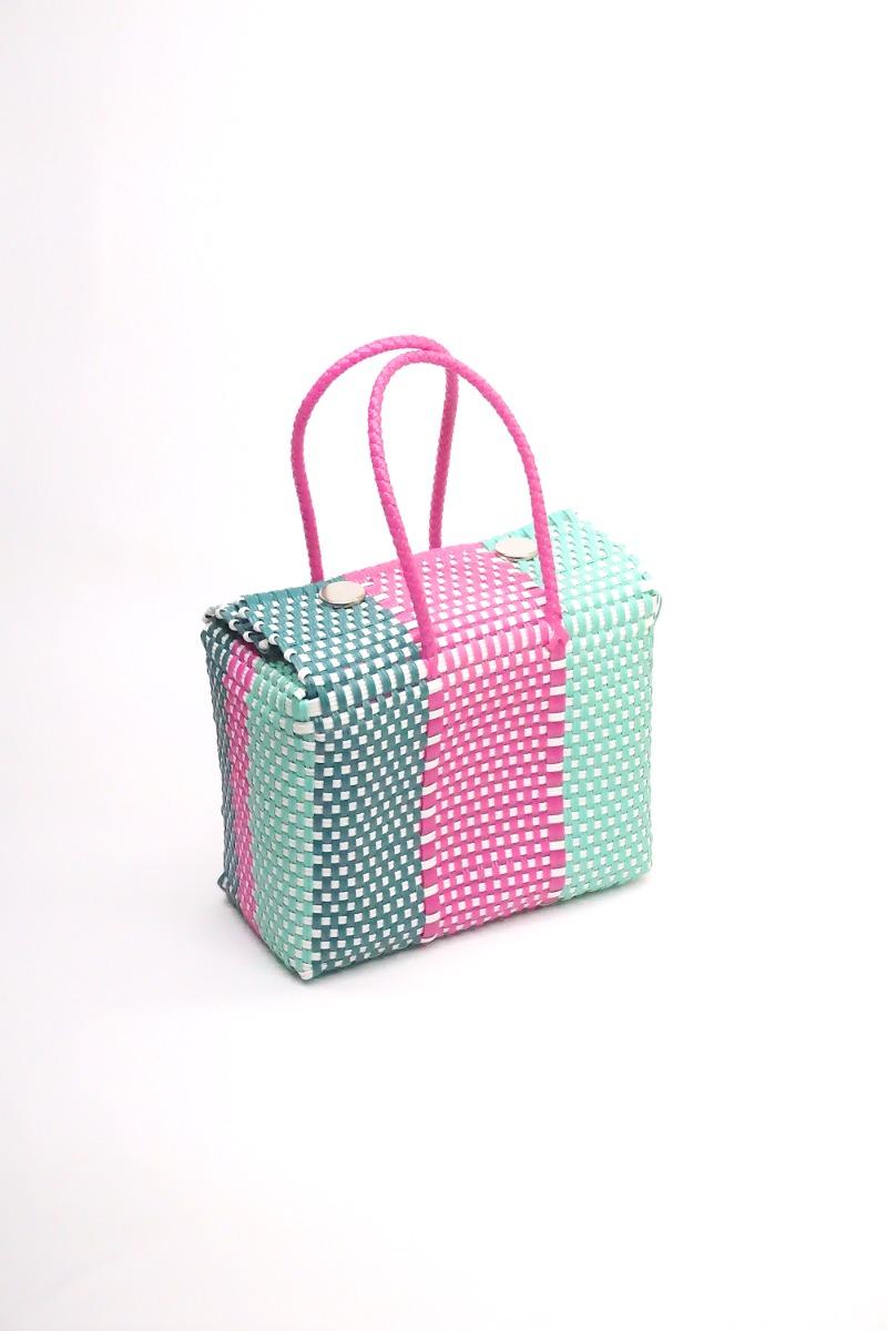 cbad13021 mayoreo bolsa artesanal ecológica plástico lote 20 piezas. Cargando zoom.