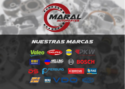 maza masa ruleman trasera chevrolet cobalt spin c/abs