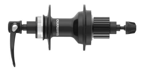 maza trasera disco shimano microspline fh mt401 135mm qr msi