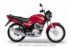 maza trasera yamaha ybr 125cc - dos ruedas motos