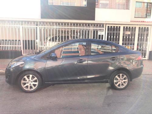 mazda 2 2011 sedan automático
