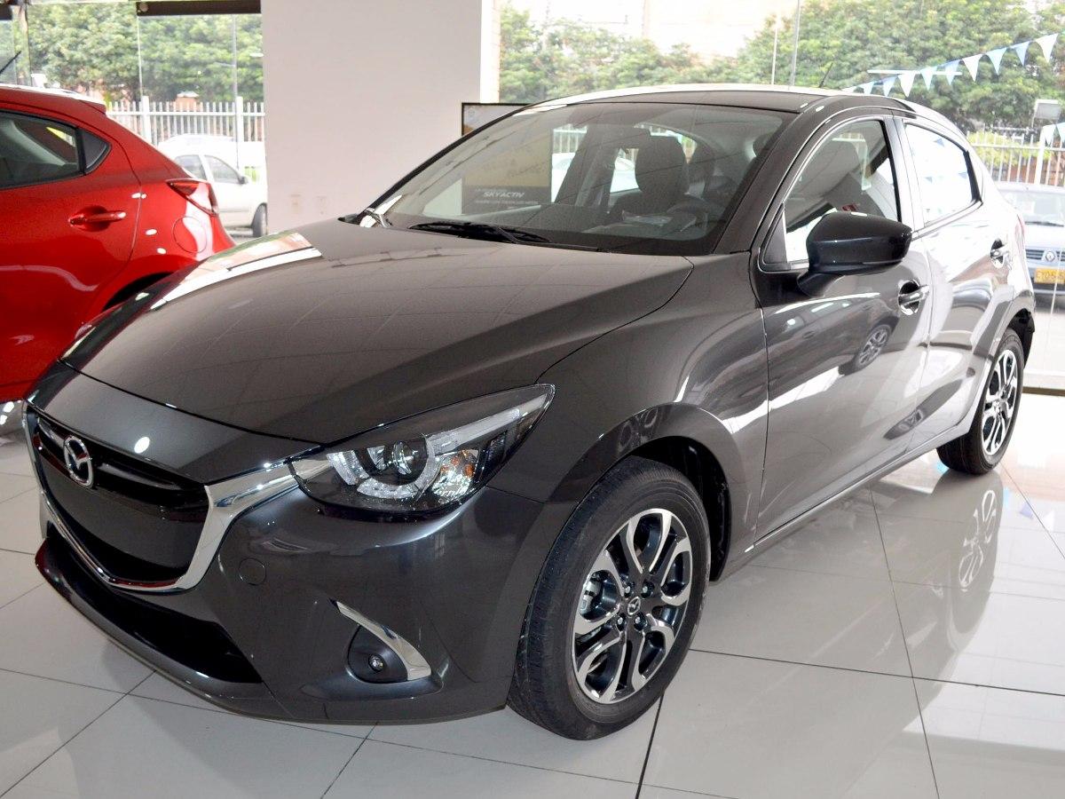 Tu Carro Com >> Mazda 2 Grand Touring Aut. Modelo 2019 Skyactiv - $ 57.550 ...