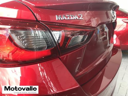 mazda 2 grand touring sedan automático  2021