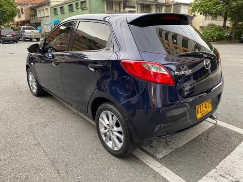 mazda 2 hatchback 2011/ automatico 85 mil kilómetros