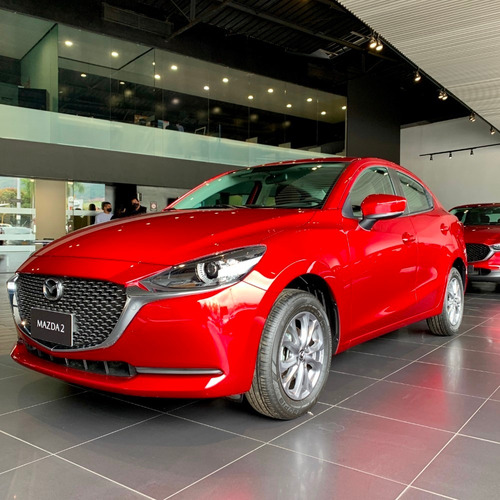mazda 2 sedan touring at rojo | 2022