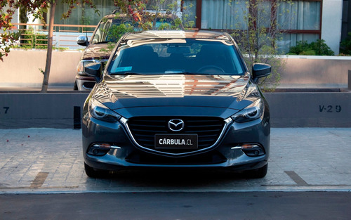 mazda 3 2.0 v sport hb 6mt 5p 2017 impecable