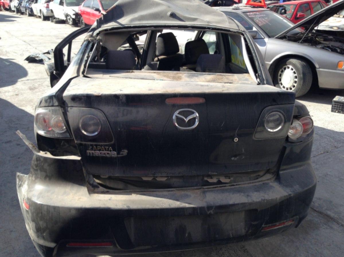 Mazda 3 2009 Por Partes S A Q 40 000 En Mercado Libre