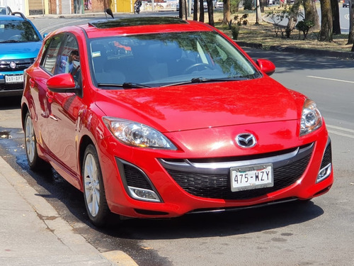 mazda 3 2010  hacth back  factura de agencia  impecable!!
