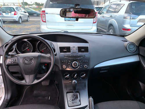 mazda 3 2012, automatico, 2 dueños, motor 2.0