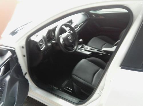 mazda 3 2016  automatico sedan factura de agencia electrico