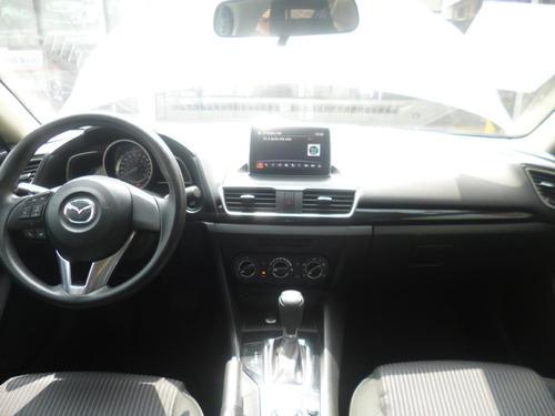mazda 3 2016 sedán i touring l4/2.0 aut