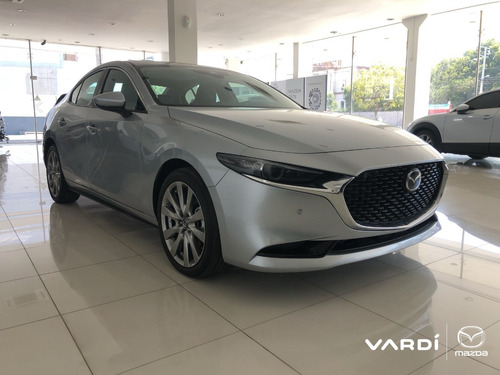 mazda 3  2.5l  at  grand touring lx  2021 plata estelar