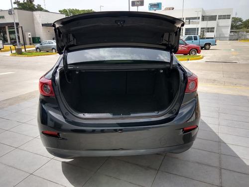 mazda 3 2.5lts aut 2016