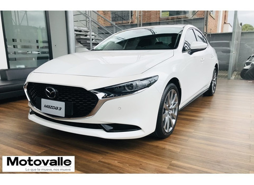 mazda 3  7g  grand touring 2.0 automático sedan  2020