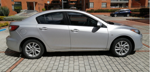 mazda 3 all new sd 1.6 at entry 4 puertas sedan