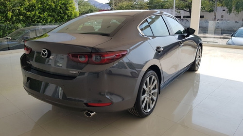 mazda 3 grand touring  2.5  automatica machine gray