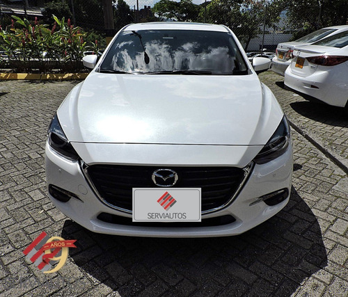 mazda 3 grand touring at 2.0 2019 eok577