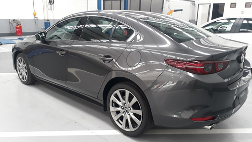 mazda 3 grand touring automatico 2.5l 2021 machine gray