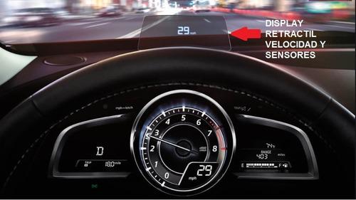 mazda 3 grand touring lx 2019 automatico