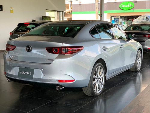 mazda 3 grand touring plata cuero at 2020