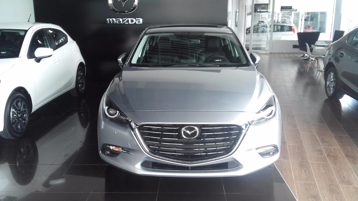 Mazda 3 Grand Touring Sedan 2018 Aut - $ 76.450.000 en TuCarro