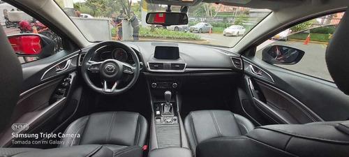 mazda 3 grand touring único dueño - motor 2.0 2018 5 puertas