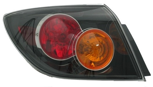 mazda 3 hatchback 2004 - 2006 calavera  izquierda nueva!!!