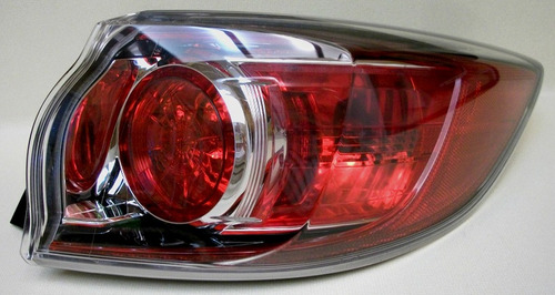 mazda 3 hatchback 2010 - 2013 calavera exterior derecha