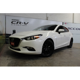 Mazda 3 Hb I Toruing At 2018 Blanco