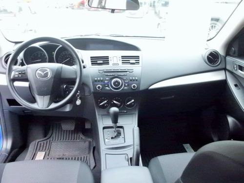 mazda 3 i touring aut modelo 2013