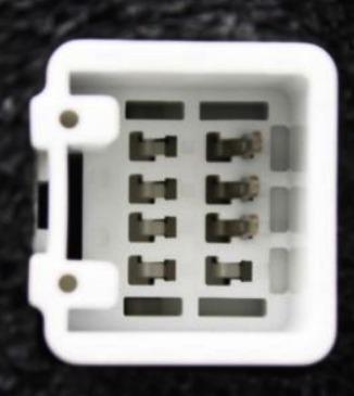 mazda 3 / mazda3 2004 - 2009 espejo izquierdo electrico