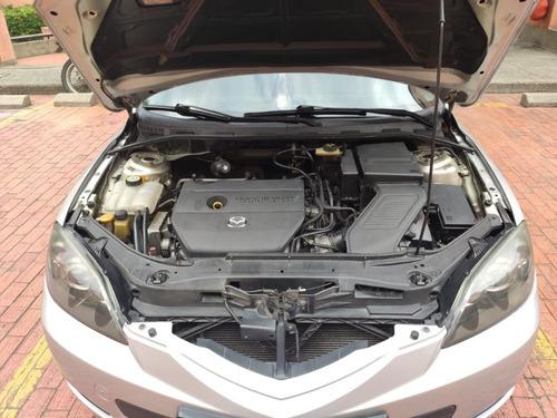 mazda 3 modelo 2008 2.0 hatchback mecánico