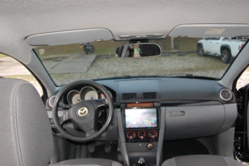 mazda 3 ,modelo 2008, motor 1600, 4 puertas