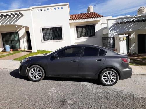 mazda 3 modelo 2011, motor 4cil  2.5lts, 4 puertas, qc, a/c