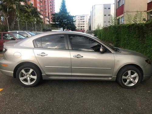 mazda 3 plata , 2007, 2000cc, 5 puertas