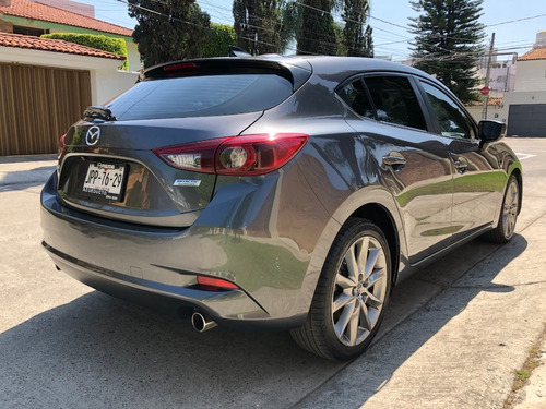 mazda 3 s grand touring 2.5 aut piel q/c bose fact. original