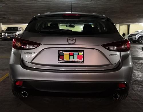 mazda 3 s hatchback 2.5l automatico 2015