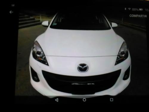 mazda 3, sedán 4 puertas año 2013 versión 2014 como nuevo