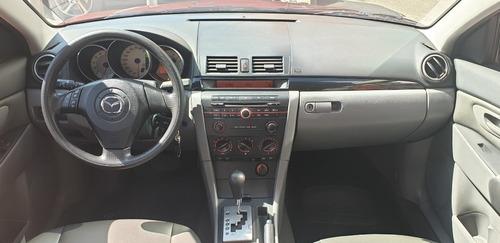 mazda 3 sedan automático 1.6