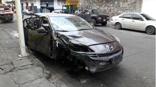 mazda 3 sedan automático 2011 para partes