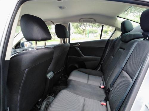 mazda 3 sedan automático secuencial motor 1.6
