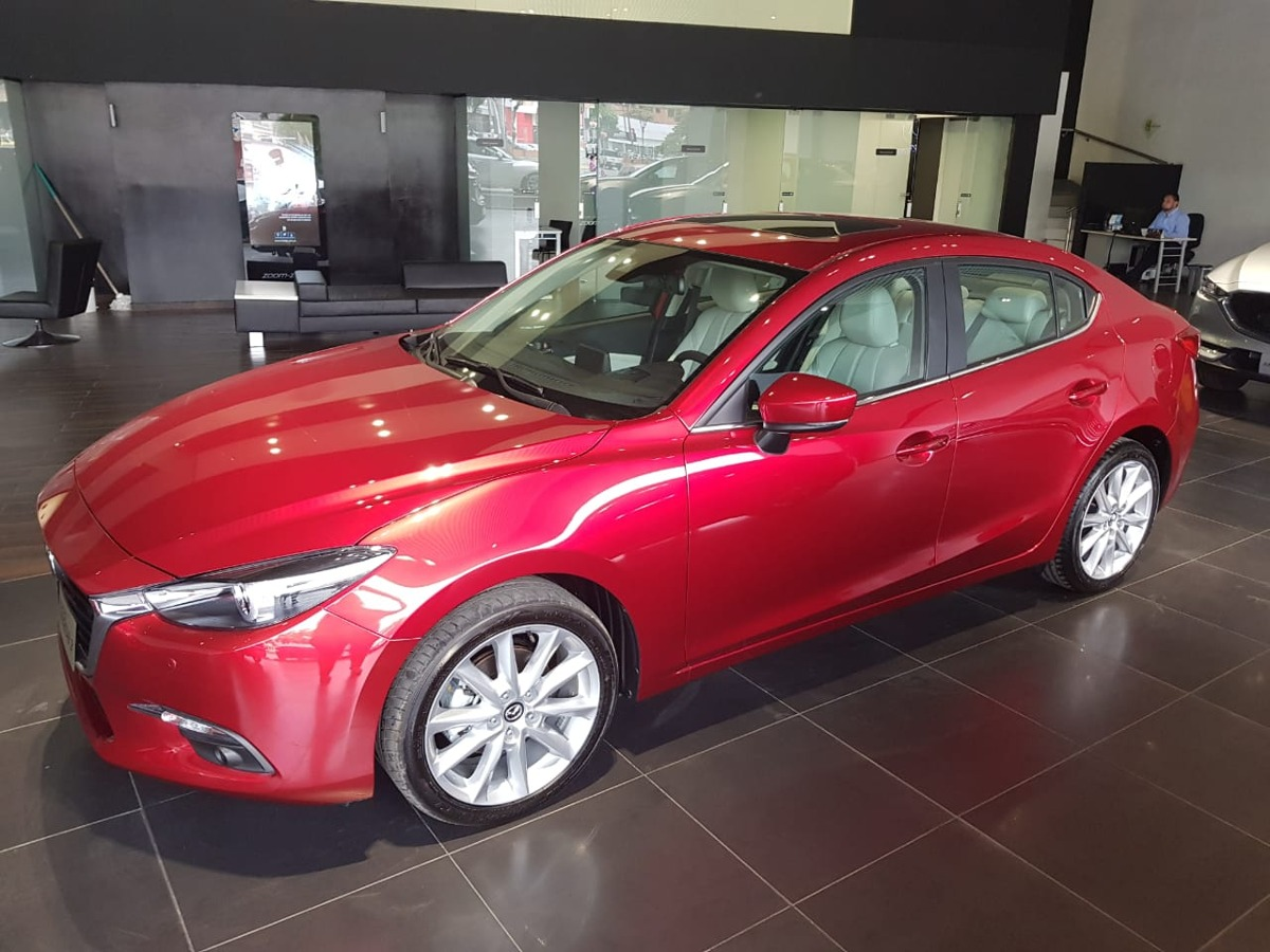 Mazda 3 Sedan Grand Touring Lx Cuero Blanco 2020 0km 83 750