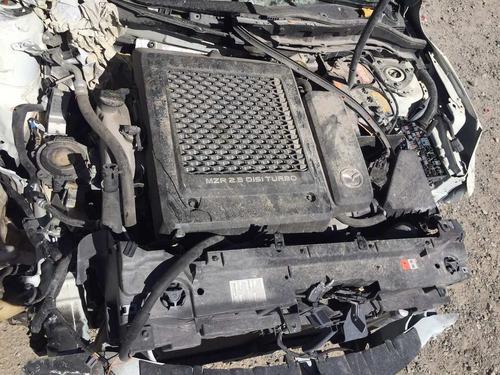 mazda 3 speed turbo 2012 por partes - s a q -
