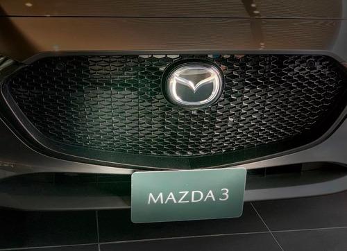 mazda 3 sport grand touring machine at 2020