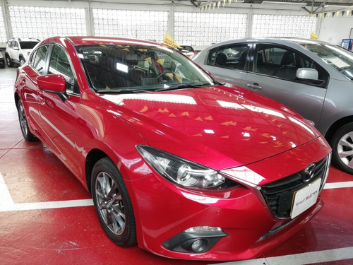mazda 3 touring hatchback at